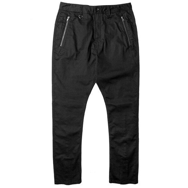 【EST】Publish Wyn 長褲 工作褲 束口褲 黑 [PL-5269-002] F0320 0