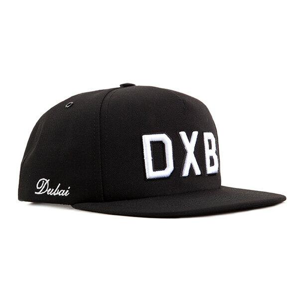 【EST】Publish Dubai 杜拜 縮寫 棒球帽 黑 [PL-5298-002] F0417 0