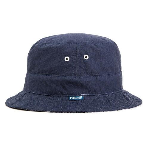 【EST】PUBLISH GRAYDON 毛呢 針織 點點 棒球帽 藍 [PL-5302-086] F0417 0