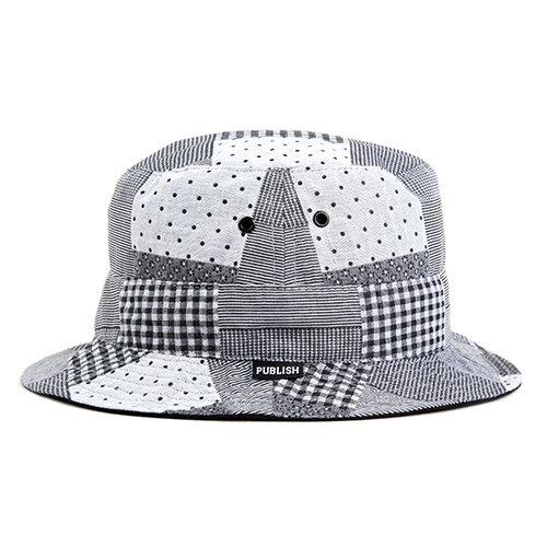 【EST】PUBLISH GRAYDON 毛呢 針織 點點 棒球帽 藍 [PL-5302-086] F0417 1