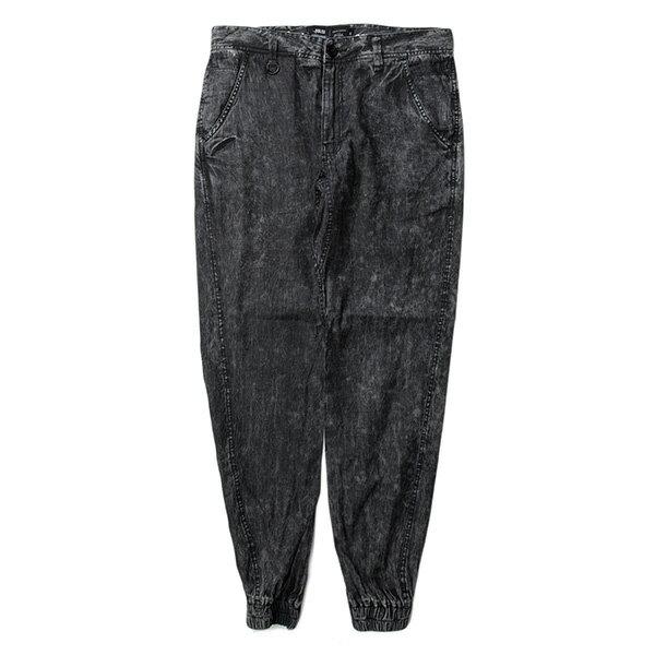 【EST】Publish Arsham 雪花 渲染 束口褲 牛仔褲 黑 [PL-5323-002] F0529 0