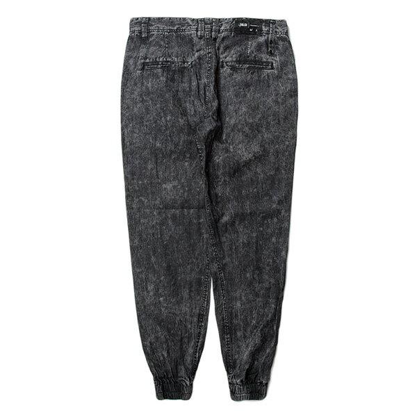 【EST】Publish Arsham 雪花 渲染 束口褲 牛仔褲 黑 [PL-5323-002] F0529 1