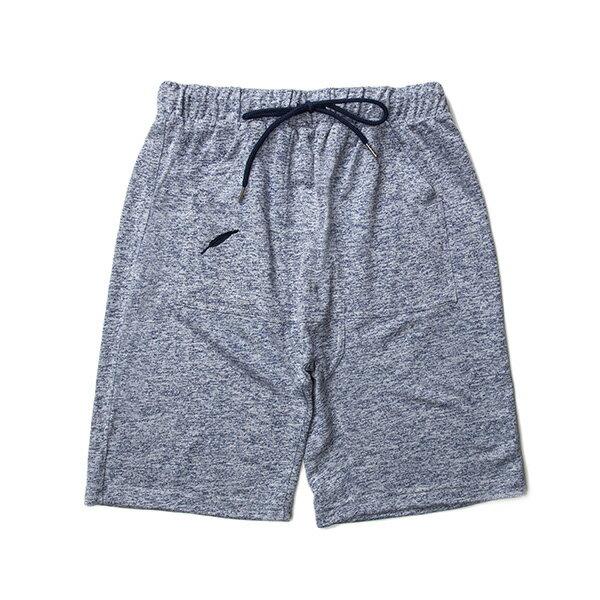 【EST】Publish Brooks 雪花 棉褲 短褲 五分褲 藍 [PL-5326-083] W28~34 F0529 0