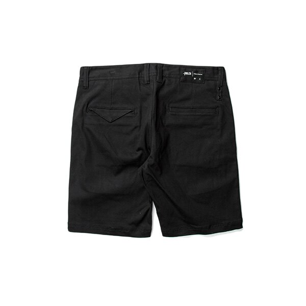 【EST】PUBLISH CARSON 拉鍊 短褲 五分褲 黑 [PL-5327-002] W28~34 F0529 1