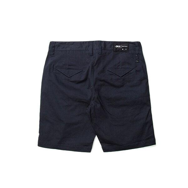 【EST】Publish Carson 拉鍊 短褲 五分褲 藍 [PL-5327-086] F0529 1