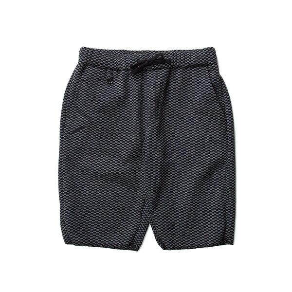 【EST】Publish Fitzgerald 格紋 短褲 五分褲 鐵灰 [PL-5332-175] F0529 0