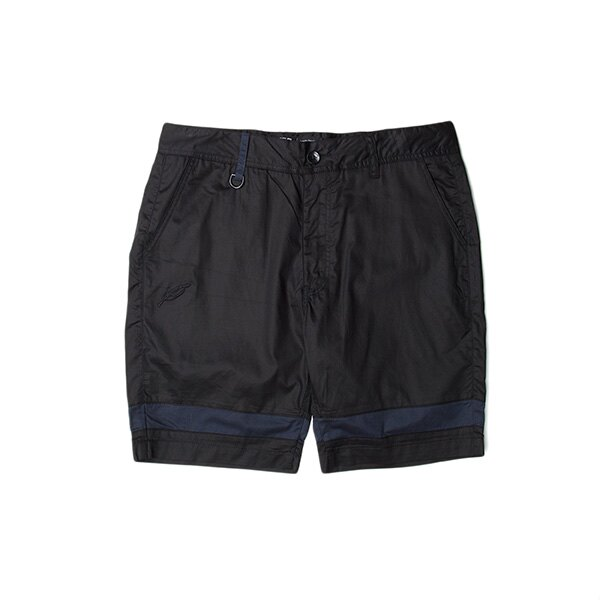 【EST】Publish Gauguin 拚色 短褲 五分褲 黑 [PL-5333-002] W28~34 F0529 0