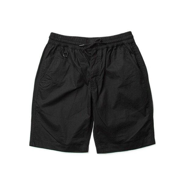 【EST】Publish Hefner 素面 短褲 五分褲 黑 [PL-5334-002] F0529 0