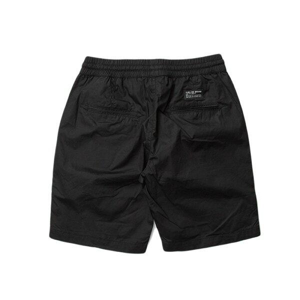 【EST】Publish Hefner 素面 短褲 五分褲 黑 [PL-5334-002] F0529 1