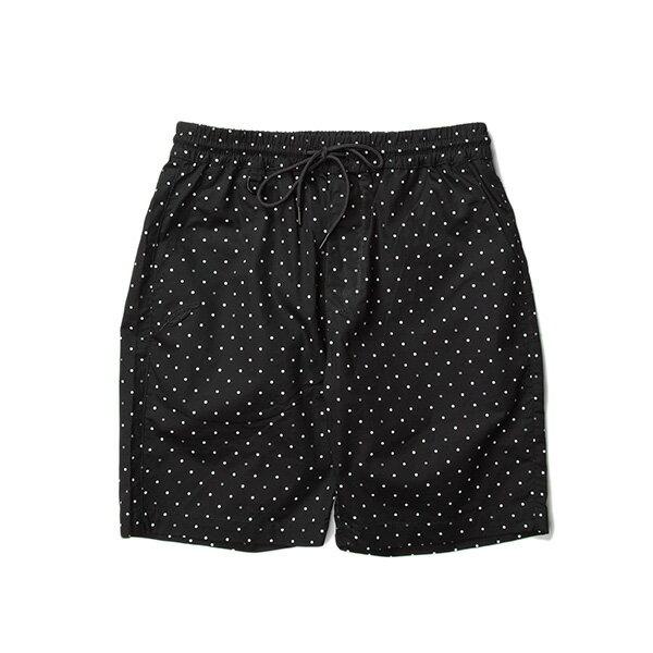 【EST】Publish Simon 3M 反光 點點 短褲 五分褲 黑 [PL-5338-002] F0529 0