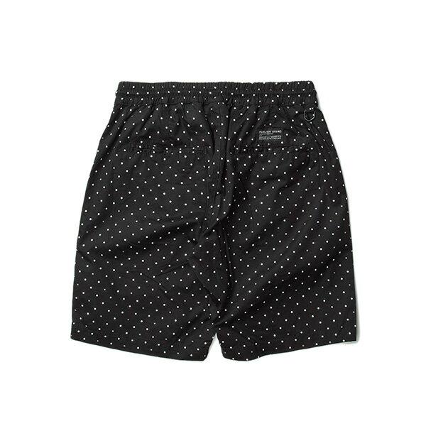 【EST】Publish Simon 3M 反光 點點 短褲 五分褲 黑 [PL-5338-002] F0529 1