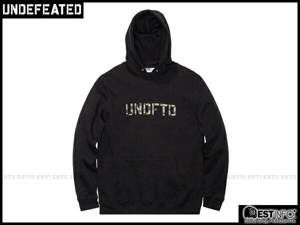 【EST】UNDEFEATED CAMO HOODIE 迷彩 帽TEE [UF-5137] 五色 S~L E1008 0