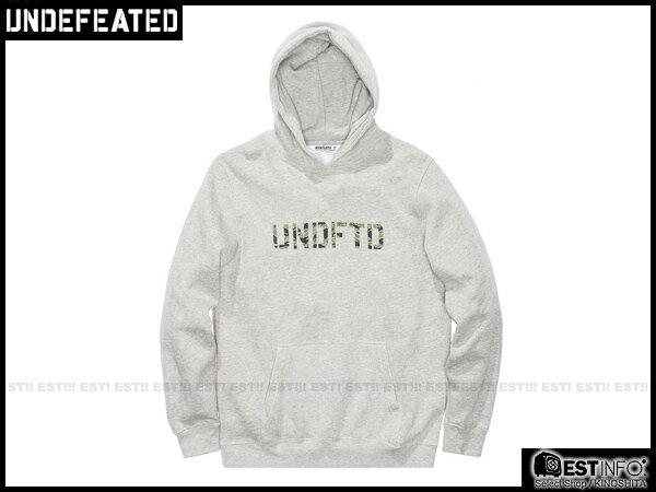 【EST】UNDEFEATED CAMO HOODIE 迷彩 帽TEE [UF-5137] 五色 S~L E1008 1