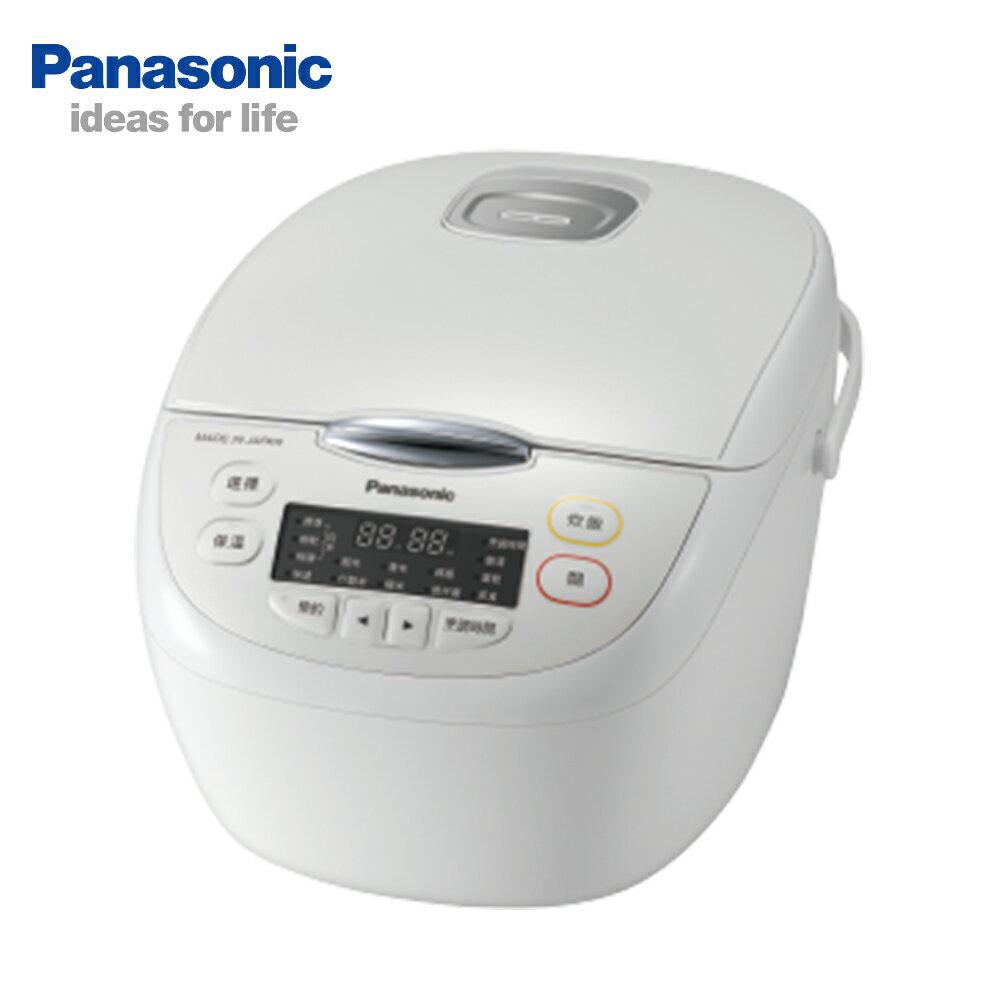 [Panasonic 國際牌]6人份微電腦電子鍋 SR-JMN108