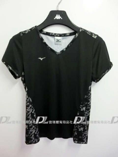 【登瑞體育】MIZUNO短袖排汗T恤-D2TA620809