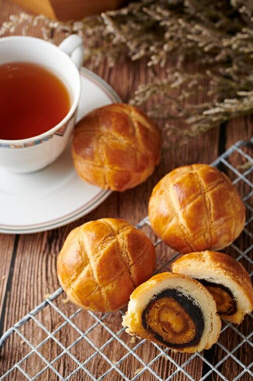 菠蘿蛋黃酥 #超人氣 下午茶首選