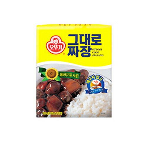 韓新館:奧多吉韓國即食炸醬料理包200g★1月限定全店699宅配免運