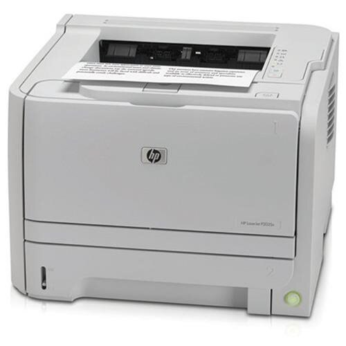 HP LaserJet P2035N Monochrome Laser Printer 1