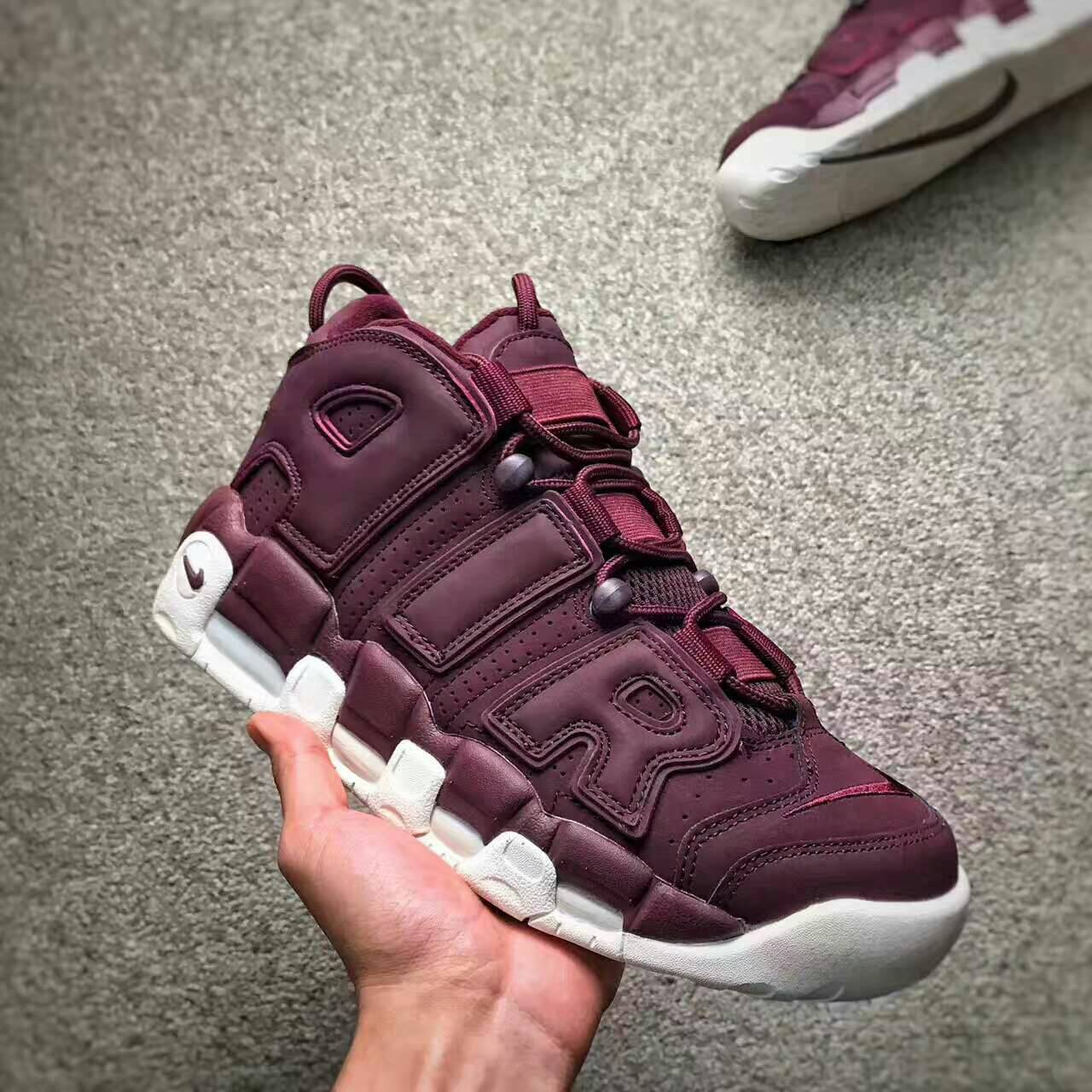 Nike Air More Uptempo Pippen 大AIR籃球鞋 男款