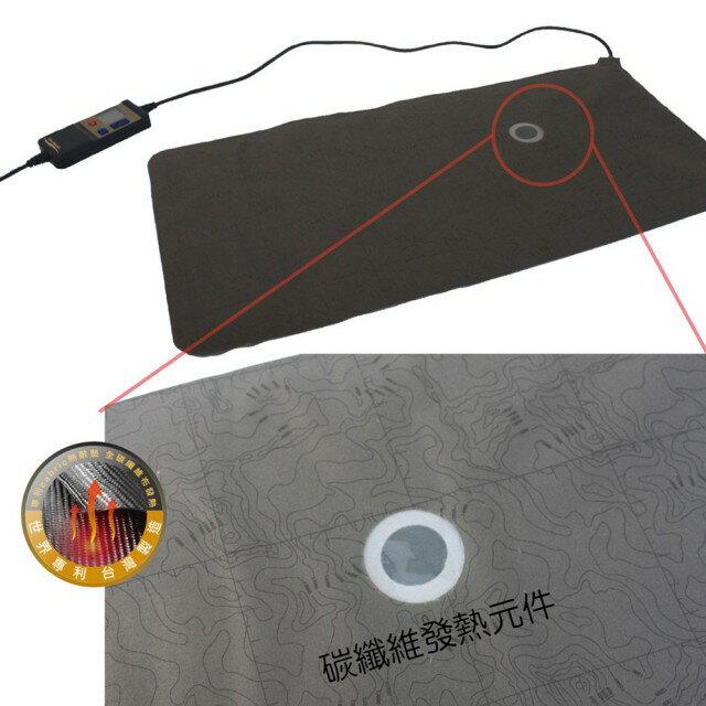 【舒美立得】動力式熱敷墊(DR3663) 30X60cm 軀幹部位 3