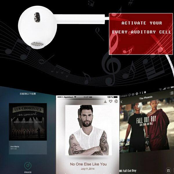 Headphone Headset Earphone with Mic For Samsung GALAXY S6 i9800 S6 Edge 5