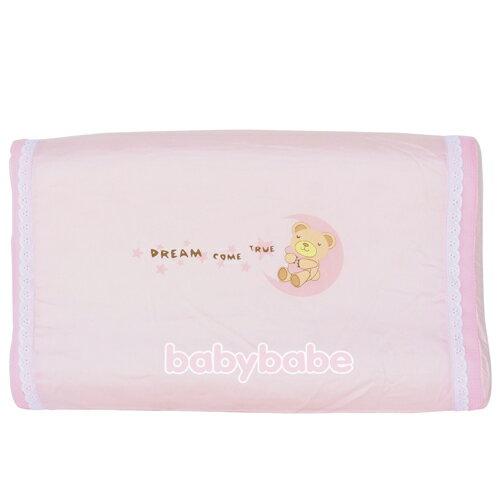 【Babybabe】 98706美夢成真兒童太空記憶枕  (藍/粉)