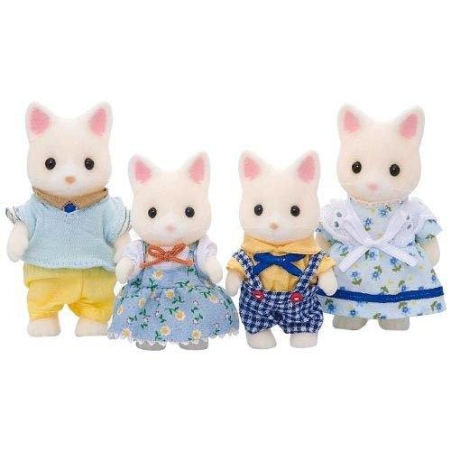 【 EPOCH 】森林家族 - 牛奶貓家庭組