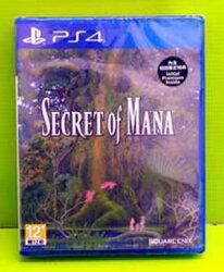 [刷卡價] PS4 聖劍傳說 2 SECRET of MANA 繁體中文版