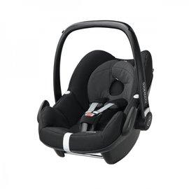 【淘氣寶寶】荷蘭 Maxi Cosi Pebble 新生兒提籃-頂級款【黑色】【公司貨】