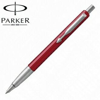 【派克 PARKER】威雅系列 絲柔紅桿 原子筆 P2027657 /支