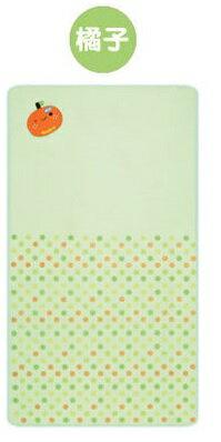 『121婦嬰用品館』拉孚兒 會呼吸嬰兒床透氣墊 - 橘子