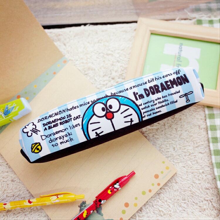 PGS7 日本卡通系列商品 - 日本 小叮噹 哆啦A夢 Doraemon 筆袋 鉛筆盒 收納包【SHJ7256】