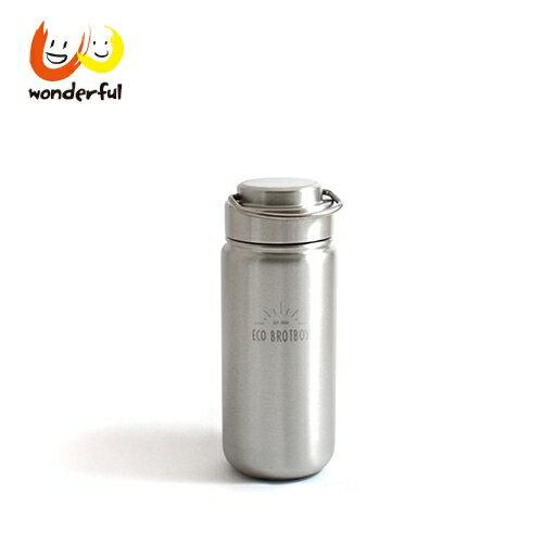 德國ECOBrotbox不鏽鋼水壺(0.5公升)
