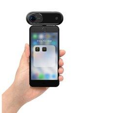 (限時iphone專用 附64G卡 ) INSTA360 ONE 全景相機 360度4K錄影直播  -黑  公司貨 INSTA 360