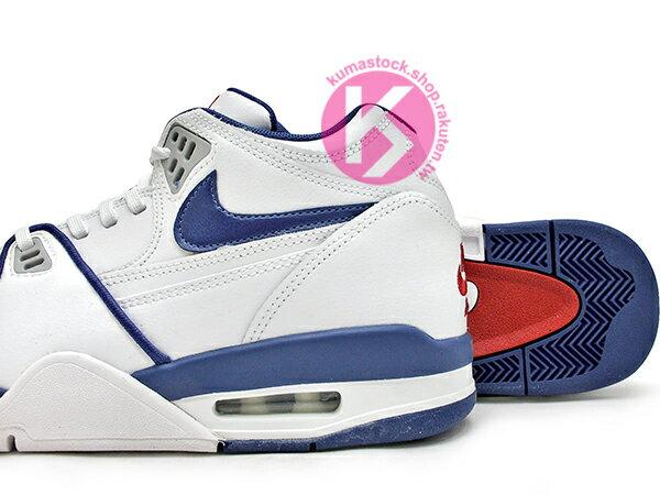 2020 NSW 與 AIR JORDAN 4 IV 同鞋型 1989年 經典復刻 NIKE AIR FLIGHT 89 '89 白深藍 皮革 AJ (CN5668-101) 0120 3