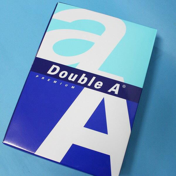 Double A A4影印紙 A&a (80磅) 2大箱10包入(每包500張) 免運費 白色影印紙 80磅影印紙 3