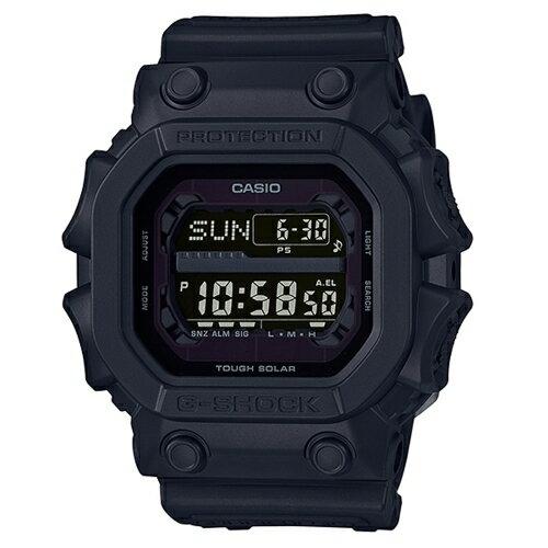 CASIO/G-SHOCK/GX系列/太陽能悍將運動腕錶/GX-56BB-1 買就送電子錶(保固一年),商品皆享有3/6/12/24分期0利率!
