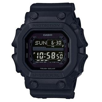 CASIO/G-SHOCK/GX系列/太陽能悍將運動腕錶/GX-56BB-1 買就送電子錶(保固二年),商品皆享有3/6/12/24分期0利率!