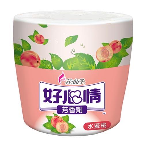 花仙子 香氛凍水蜜桃 70g