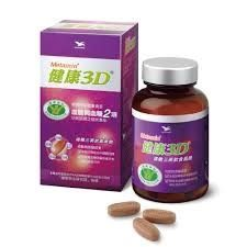 *贈精美小禮物*【統一】Metamin健康3D90錠*5瓶