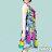 【Milida,全店七折免運】-春夏商品-無袖款-縮腰拉鍊洋裝 1