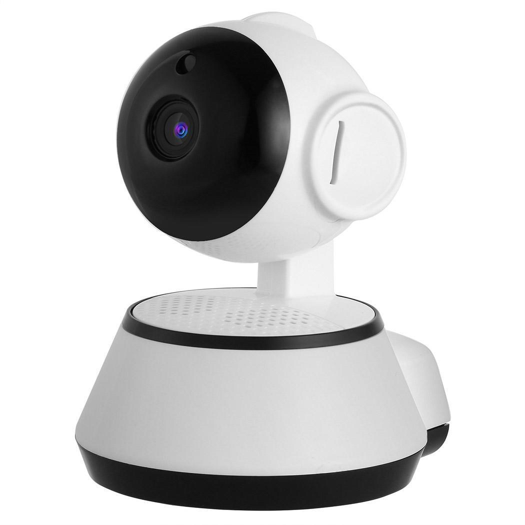 WiFi Baby Monitor Alarm Security Camera HD 720P IR Night Vision 0