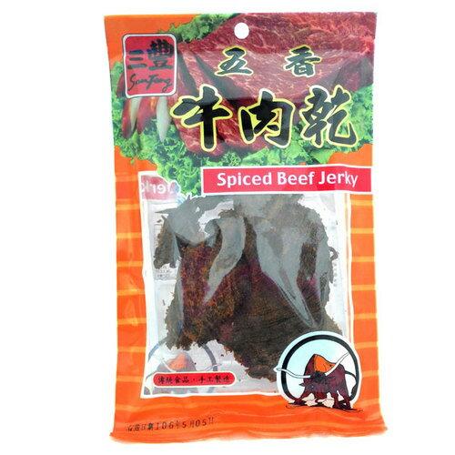 三豐 牛肉乾-五香 55g