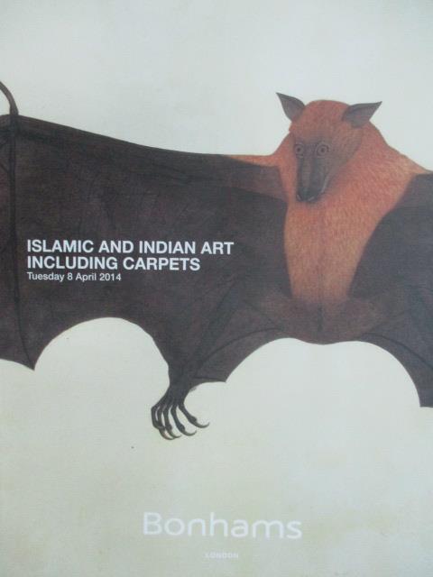 【書寶 書T9/收藏_XCK】Bonhams_Islamic and indian art