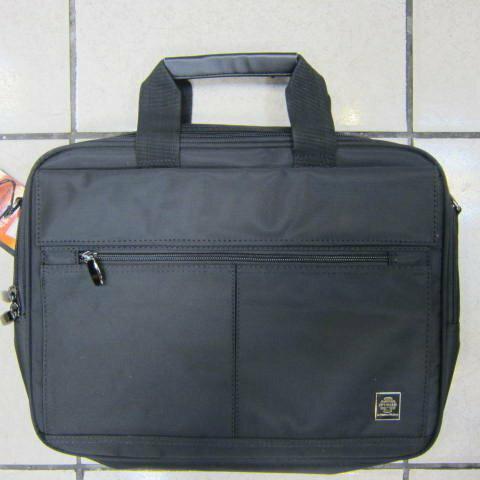 ^~雪黛屋^~SPYWAL文件包中小型容量公事包防水尼龍布 可手提肩背斜側背可放A4資料夾
