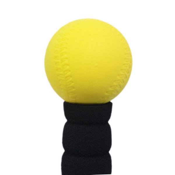 兒童專用 樂樂棒球套裝組 娛樂級(明盒) / 一組入 { 定399 }  樂樂棒球 安全棒球 棒球練習器~群 5