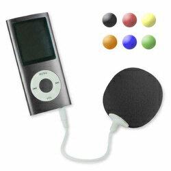 【迪特軍3C】USB喇叭 迷你球型可攜式喇叭(內鍵鋰電池)-綠色/黑色/紅色/黃色/藍色/橘色