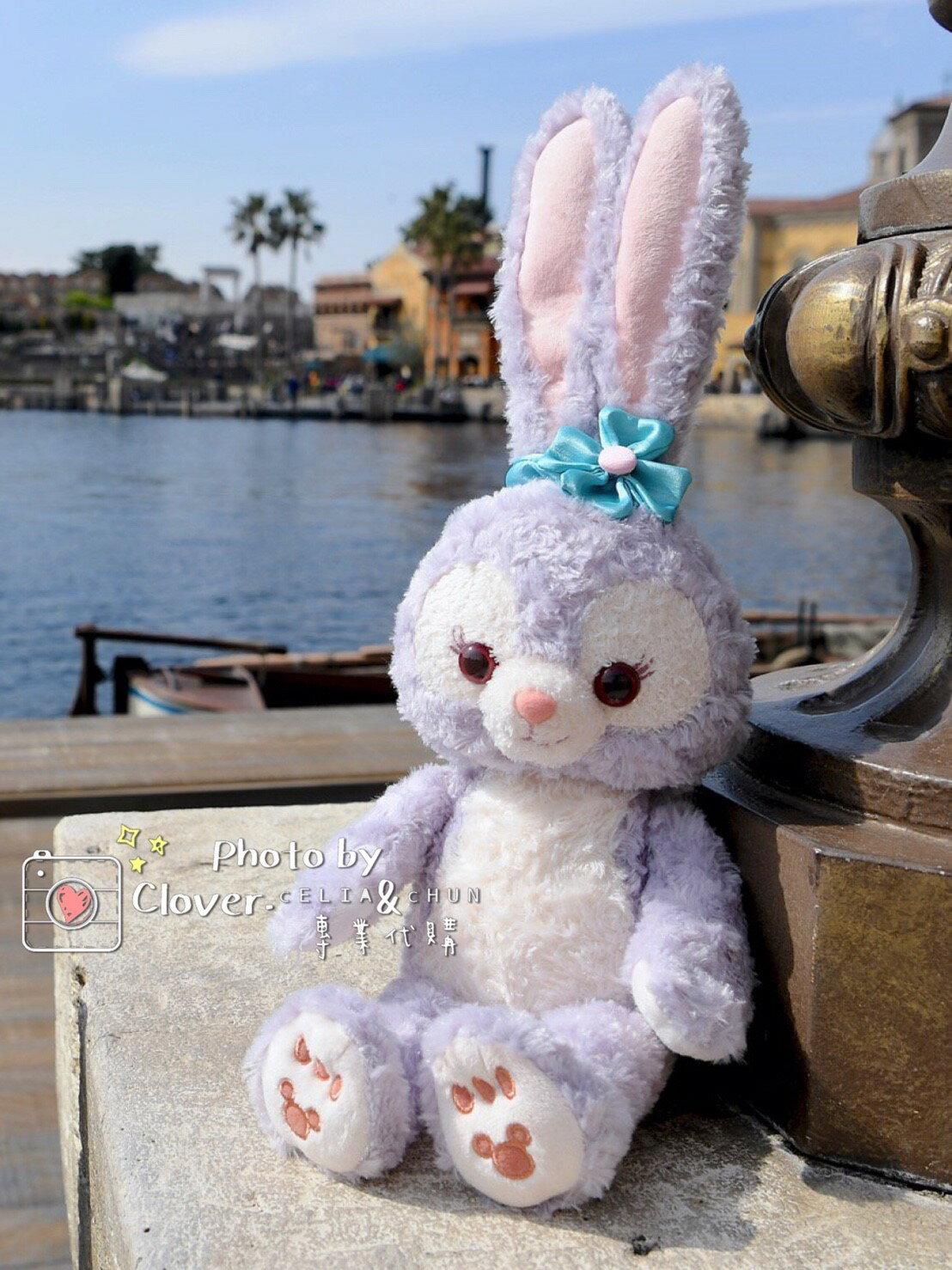 預購中 達菲新朋友 史黛拉 兔兔 Stellalou S號