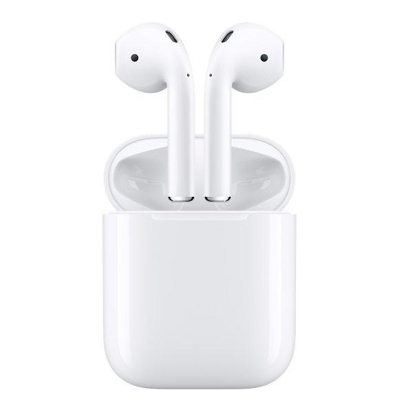 【使用折價券再折】第二代 Apple AirPods 原廠無線 藍芽耳機 台灣官方公司貨 4