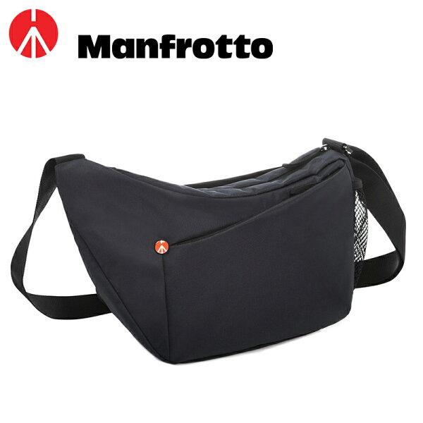 ◎相機專家◎Manfrotto開拓者單眼肩背包相機包攝影包太空灰MBNX-SB-IIIGY正成公司貨